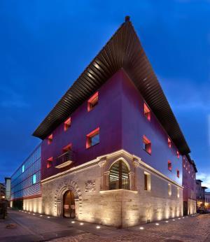 Centro de la Cultura del Rioja (Palacio de Yangüas)