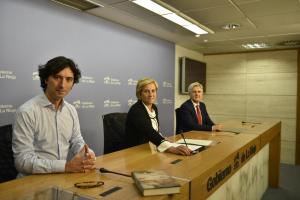 """La Rioja Turismo programa una nueva ruta: """"La Rioja, paisaje mágico"""", que recorrerá los escenarios de la nueva novela de Andrés Pascual"""