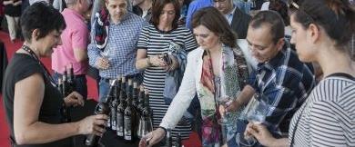Cata popular de los Premios Ecovino: pinchos, vinos con galardón y mostos ecológicos