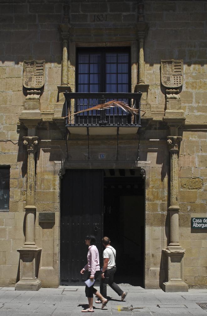 Casa de la Cofradía del Santo