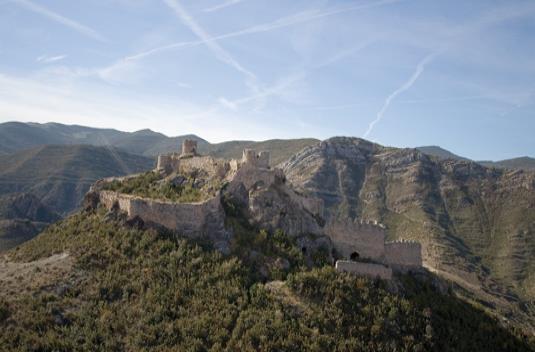 Castillo-fortaleza de Jubera