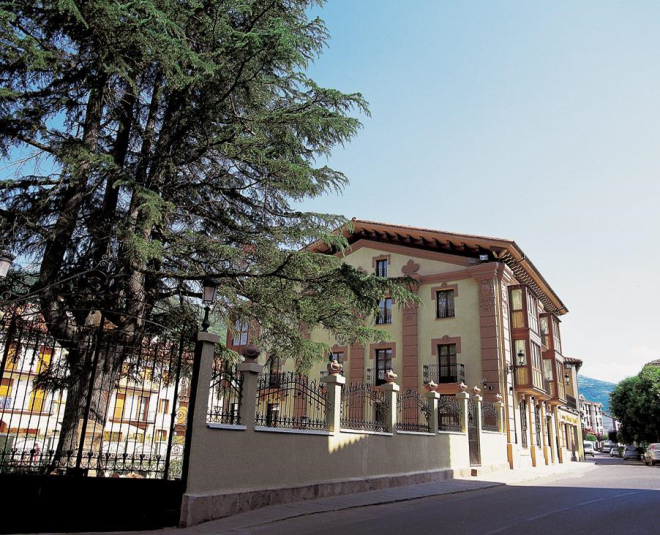 Hotel Palacio Azcárate