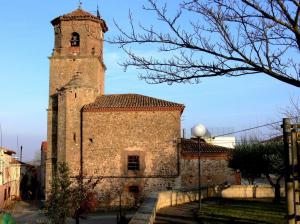 Camino San Millán-Villar de Torre