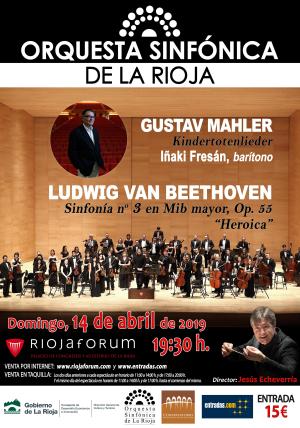 Concierto de la Orquesta Sinfónica de La Rioja