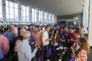 600 personas celebraron el 10º aniversario de los Premios Ecovino en Riojaforum