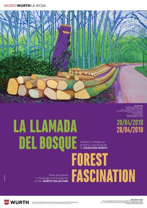La llamada del bosque. Árboles y madera en pintura y escultura de la Colección Würth