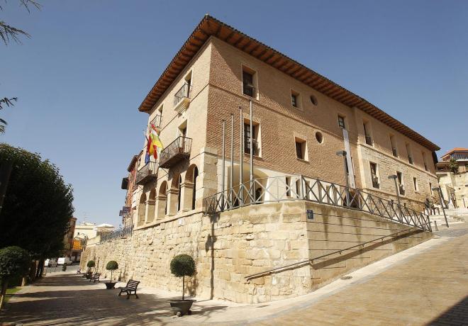 Ayuntamiento y Casa de Cultura