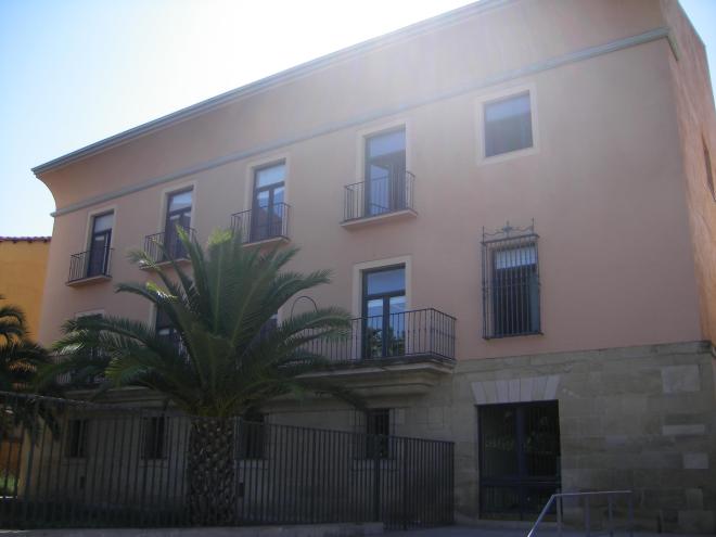 Colegio Oficial de Arquitectos de La Rioja/ Casa Palacio del Marqués de Legarda