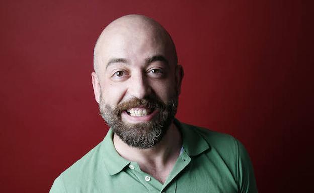 El humorista Goyo Jiménez, el 22 de febrero en el Riojaforum