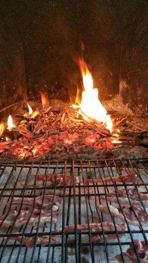 Al Calor del Sarmiento