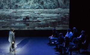 Diario Vivo lleva a Riojafórum el arte de narrar historias en el escenario