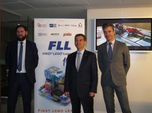 Riojaforum acoge el sábado el primer torneo clasificatorio de robótica 'First Lego League'