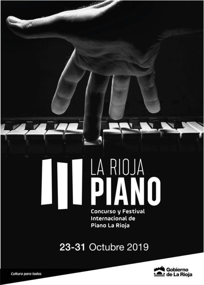 GRAN FINAL CONCURSO Y FESTIVAL INTERNACIONAL DE PIANO LA RIOJA
