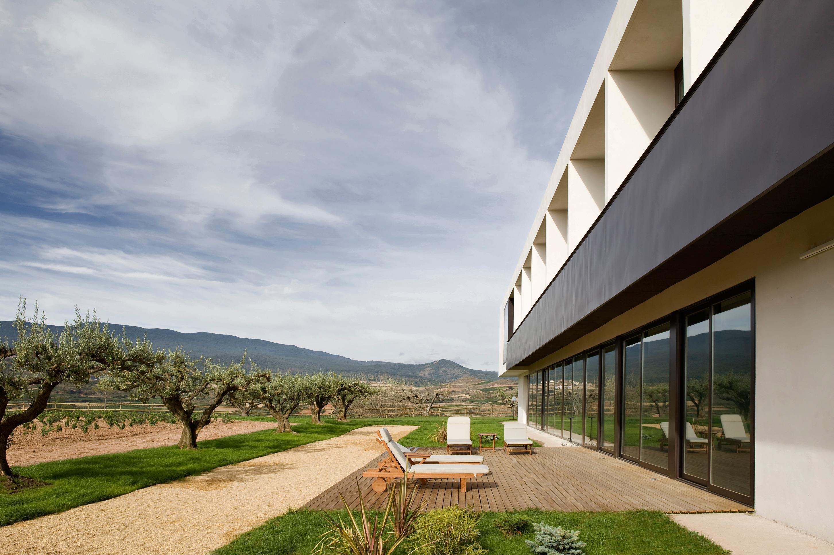 Hotel Finca De Los Arandinos Alojamientos La Rioja Turismo
