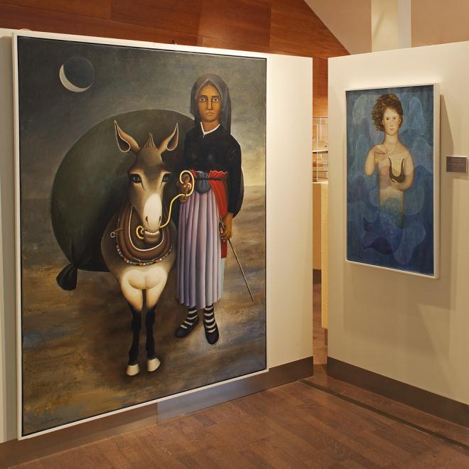 """Museo de Arte Contemporáneo """"El Torreón"""""""