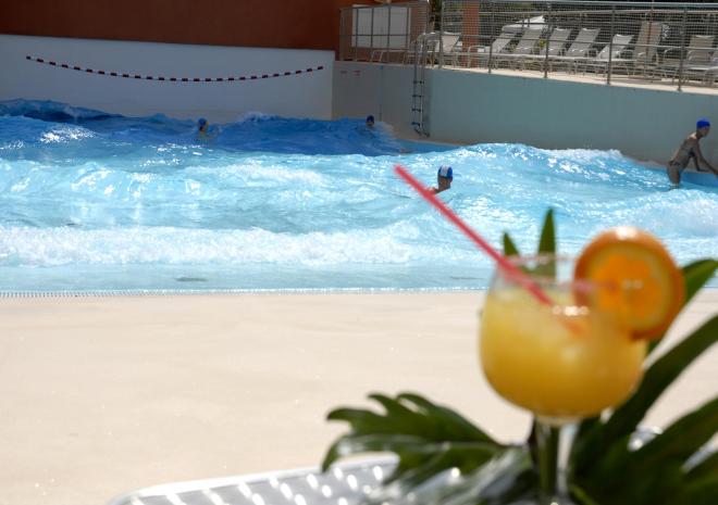 Parque Termal de Arnedillo, relax y diversión este verano