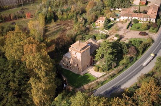 Torre-fuerte de Torremontalbo