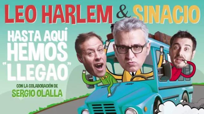 LEO HARLEM & SINACIO