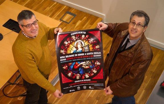 La Orquesta y el Coro Sinfónicos ofrecen el sábado el Gran Concierto de Navidad
