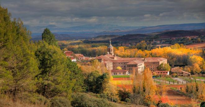 Ruta en BTT: Los Monasterios