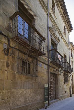 Casa del Alcalde Martínez de Pisón