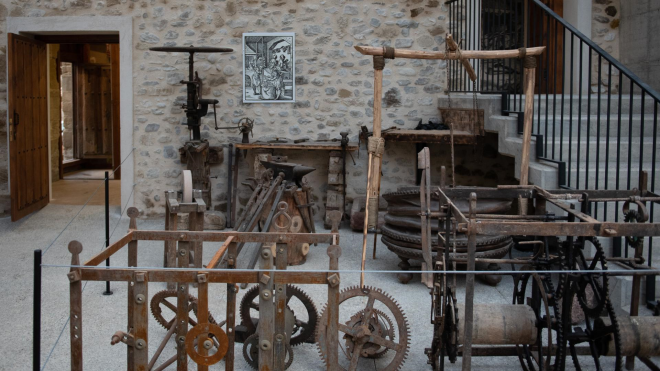 Museo de Relojes y Campanas