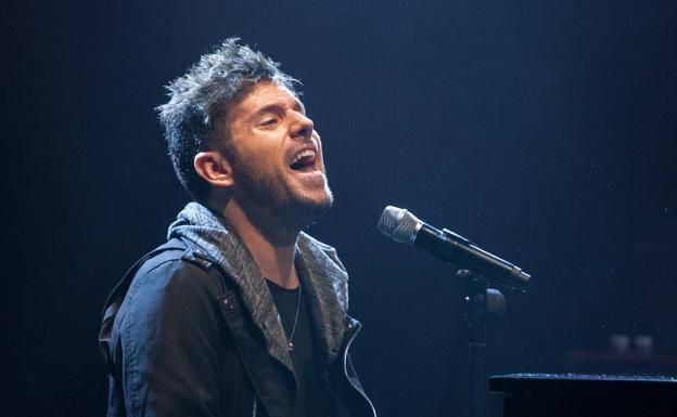 Pablo López abre hoy el festival 'Rioja en vivo' con un concierto en Riojafórum