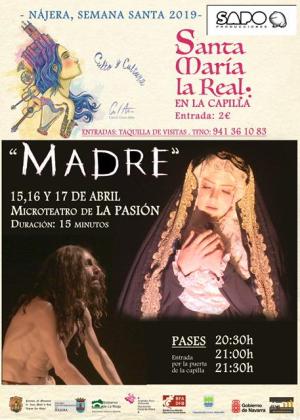 """Microteatro de la Pasión: """"Madre"""""""