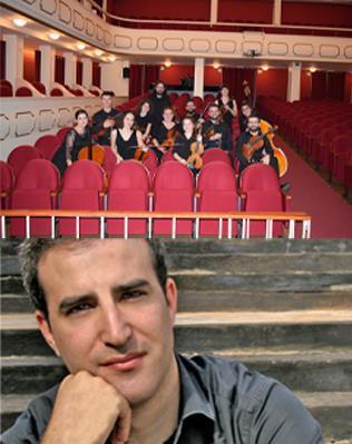 Programa Impulsa: Orquesta de cámara de Calahorra con Héctor Francés