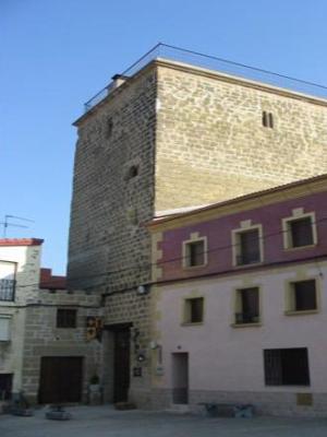 Torreón de Baños de Rioja