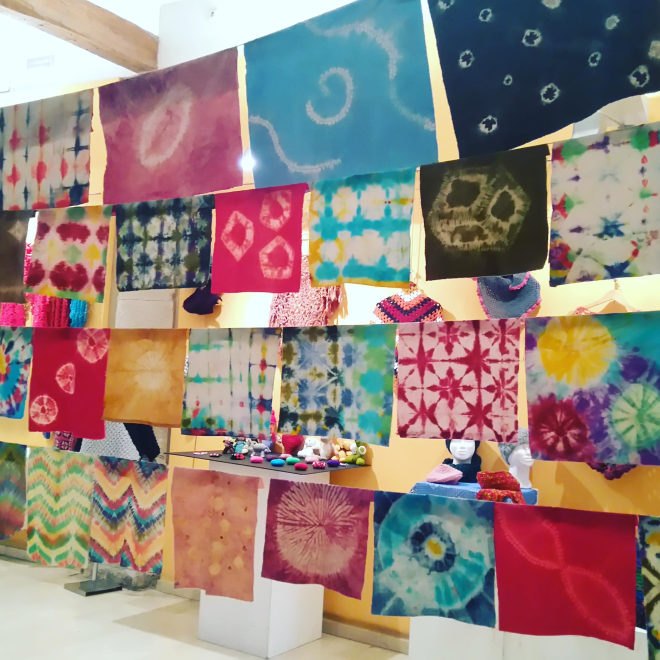"""Visita a Espacio Textil Creativo """"Artelar"""""""