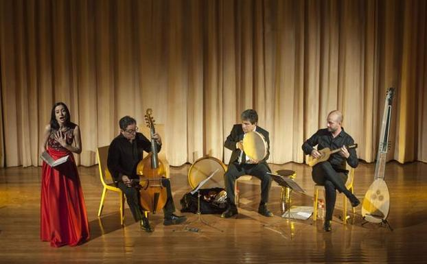 Capella de Ministrers abre en Riojafórum una ventana a la música sefardí