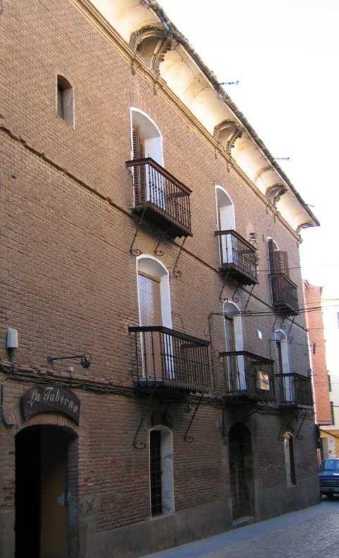 Palacios-Casas del Virrey Lizana y de Bobadilla