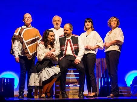 La Garnacha se adentra en un «musical diferente» con 'La leyenda de un bandido'