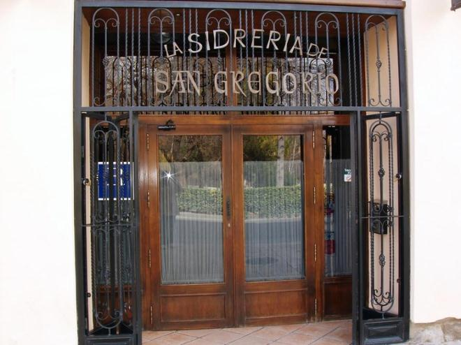 Sidrería San Gregorio