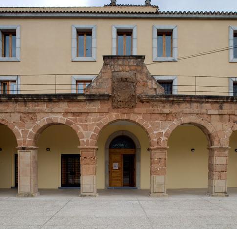 Monasterio Nuestra Señora de Vico