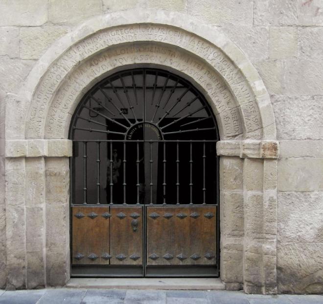 Visita a la Ermita de San Gregorio