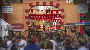 XXI Mercado del Kan de Vico