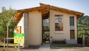 """Centro de Interpretación """"Sierra Cebollera"""""""
