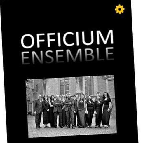 'Officium Ensemble' actúa mañana en Santo Domingo y el domingo, en Riojaforum