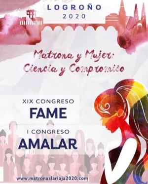 XIX CONGRESO FAME - I CONGRESO AMALAR (NUEVA FECHA)