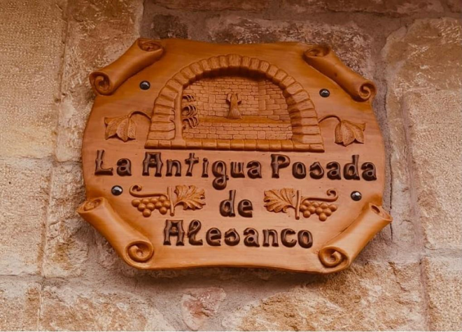 La Antigua Posada de Alesanco