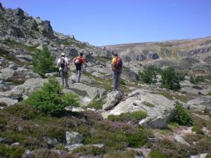 Programa de actividades en los Espacios Naturales Protegidos de La Rioja