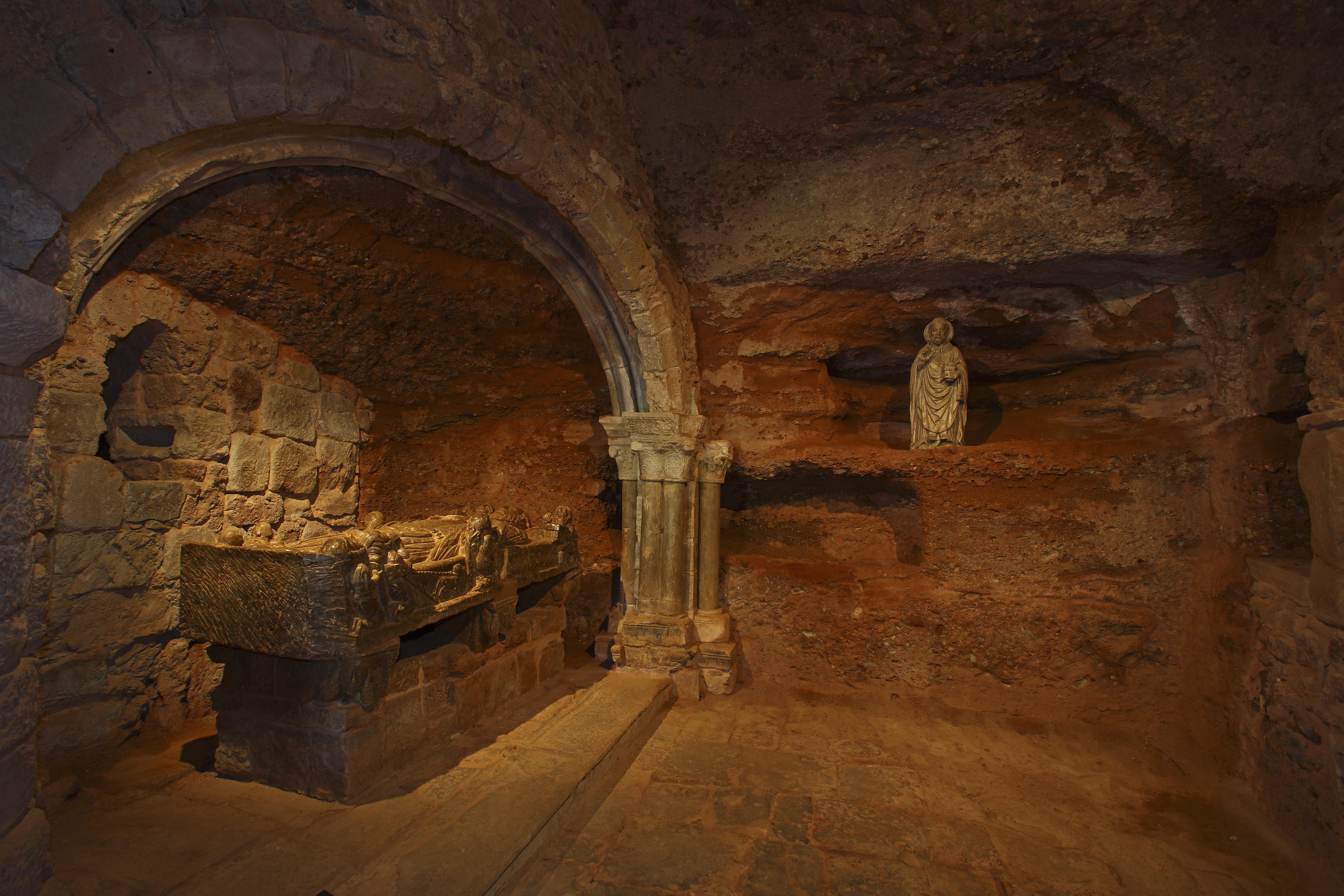 Monasterio de Suso - Lugar de interés - La Rioja Turismo