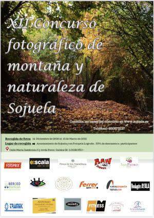XII  Concurso fotográfico de Montaña y Naturaleza de Sojuela