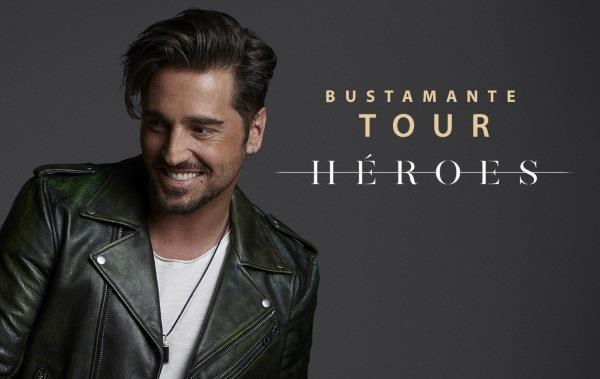 Bustamante presenta a sus 'Héroes' en Riojafórum