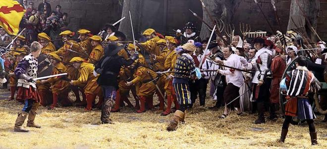 Fiestas de San Bernabé
