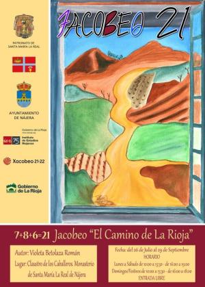 """Jacobeo 21 """"El Camino de La Rioja"""""""