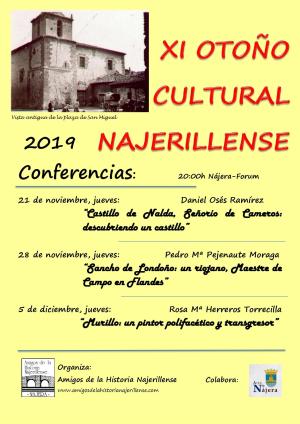 XI Otoño cultural Najerillense