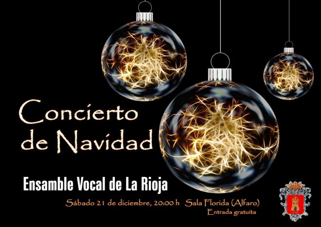 Concierto de Navidad a cargo de Ensamble Vocal de La Rioja